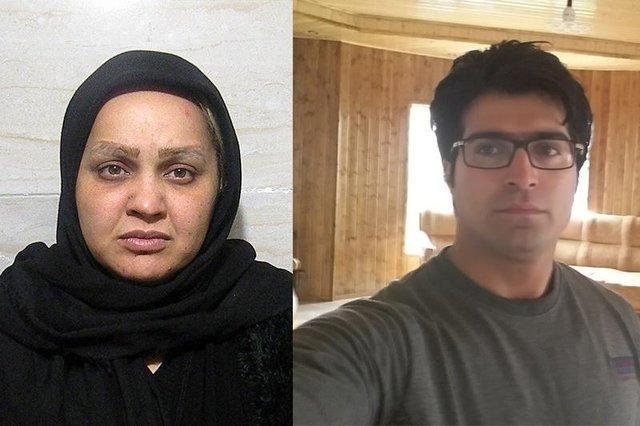 دستگیری زن و شوهر کلاهبردار