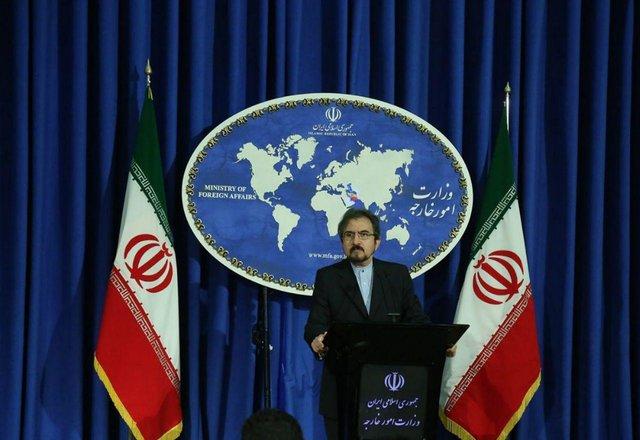 واکنش ایران به ادعای تیلرسون درباره دیدار با ظریف