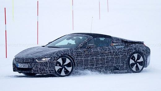 BMW i8 ب ام و