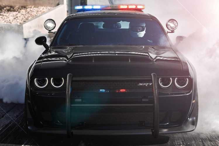 دوج چلنجر دیمون پلیس