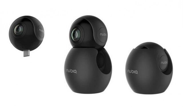 دوربین ۳۶۰ درجه واقعیت مجازی