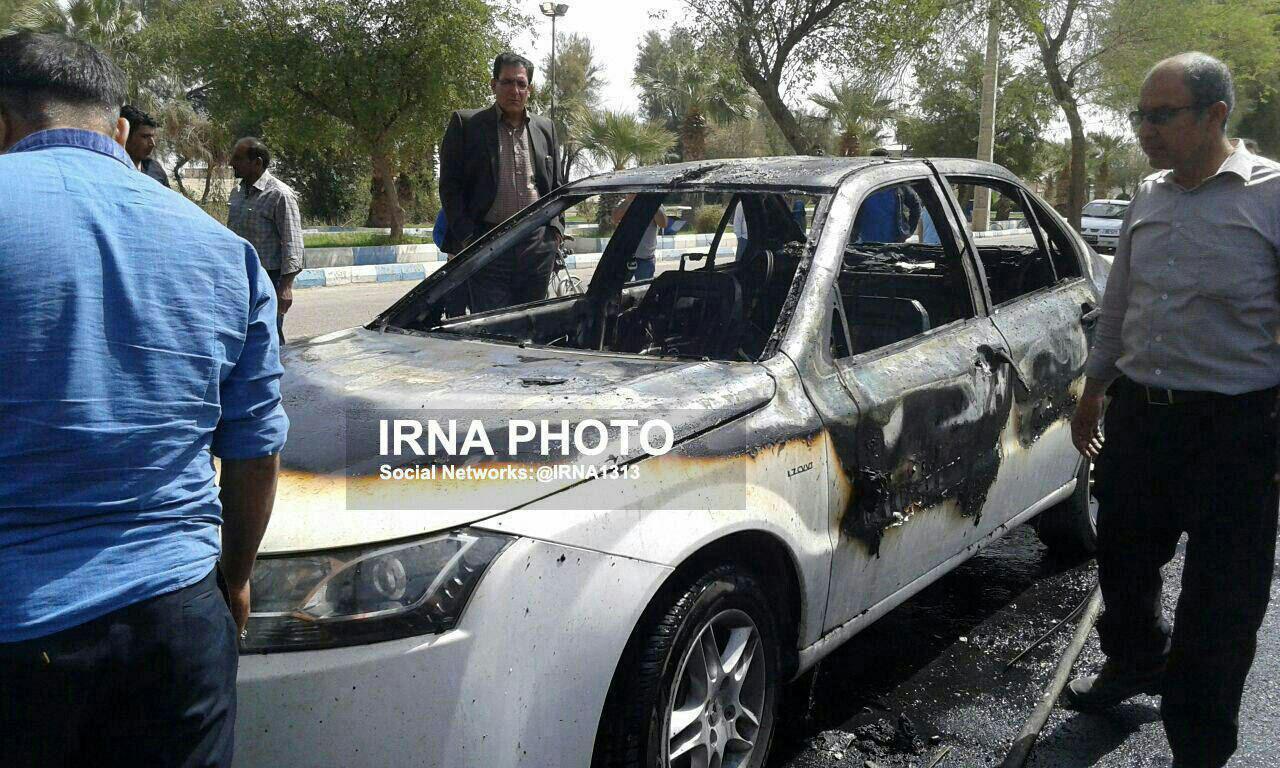 آتش زدن خودرو