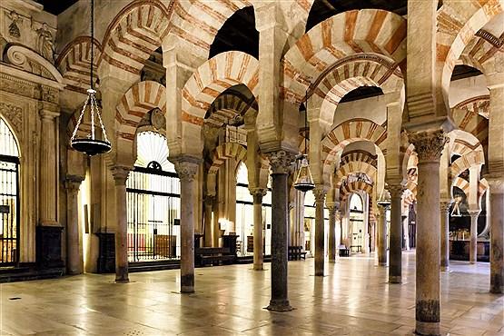 کلیسای اعظم کوردوبا در اسپانیا