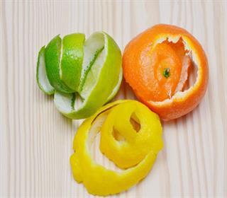 پوست و برگ ۹میوه و سبزی که مفید است