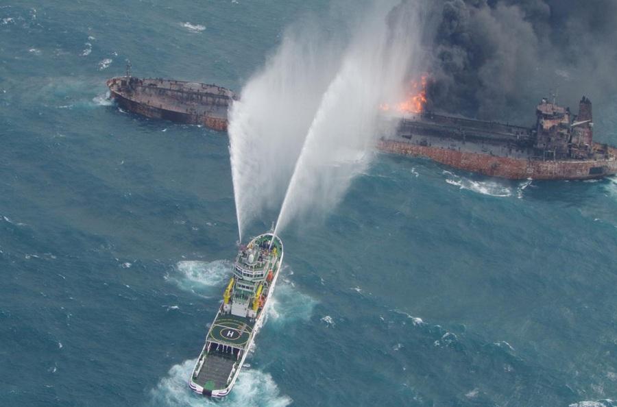 حمله آتشخواران به سانچی