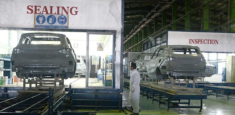 پایگاه خبری آرمان اقتصادی 13 جزییات تولید شاسی بلندهای هن تنگ در ایران
