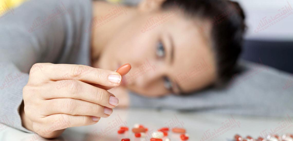 مصرف دارو افسردگی