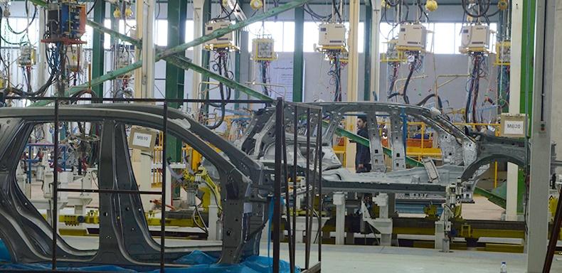 پایگاه خبری آرمان اقتصادی 12 جزییات تولید شاسی بلندهای هن تنگ در ایران