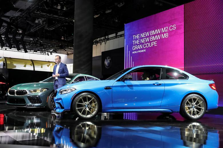 20  مدلهای M2 CS و  M8 Gran Coupe