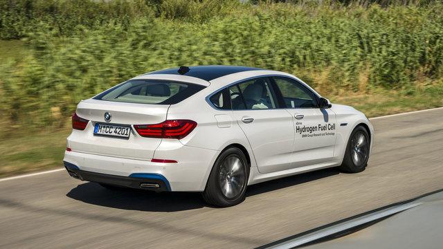 خودروهای پیل سوخت هیدروژنی
