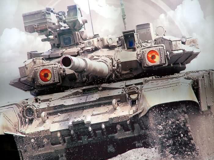 اولین تانک
