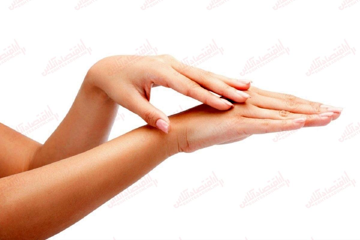 فواید وازلین نرمی پوست