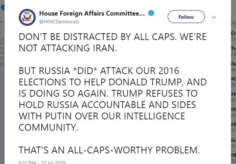 فریب توئیت ترامپ را نخورید، به ایران حمله نمیشود