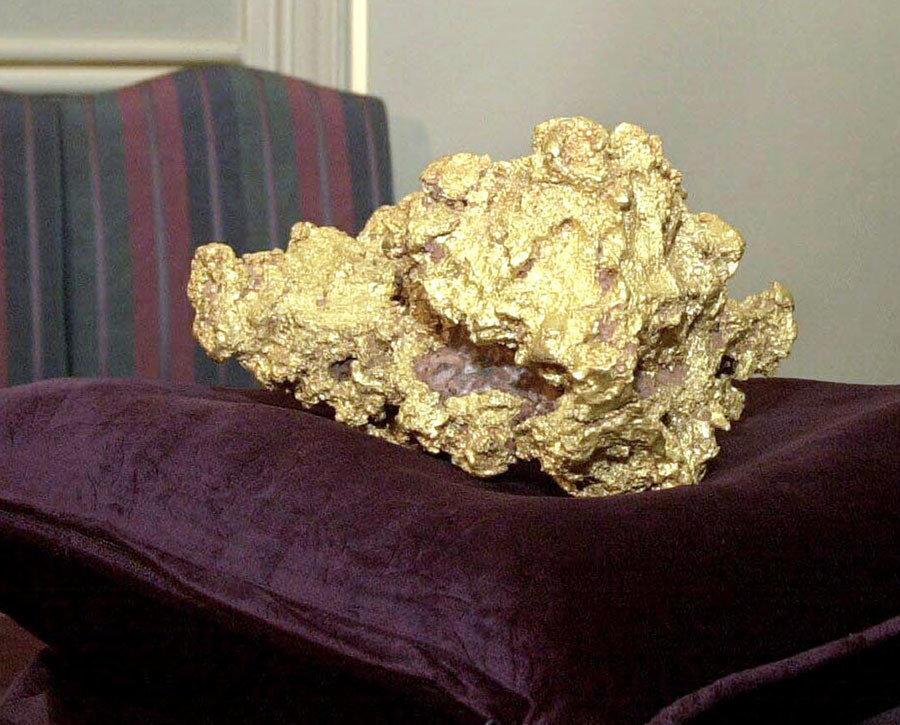 طلای بزرگ
