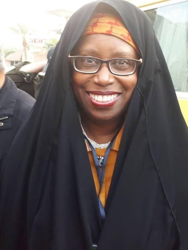 نماینده زن کنگره آمریکا در پیادهروی اربعین