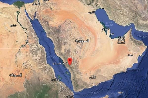حمله یمن به عربستان