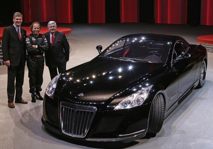 پایگاه خبری آرمان اقتصادی 8 درازترین خودروهای تاریخ جهان +عکس
