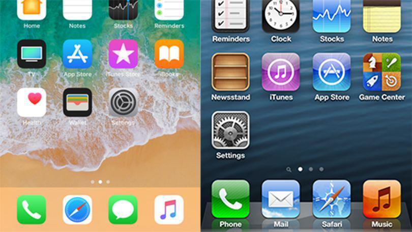 آپدیت جدید iOS برای مقابله با بمب متنی