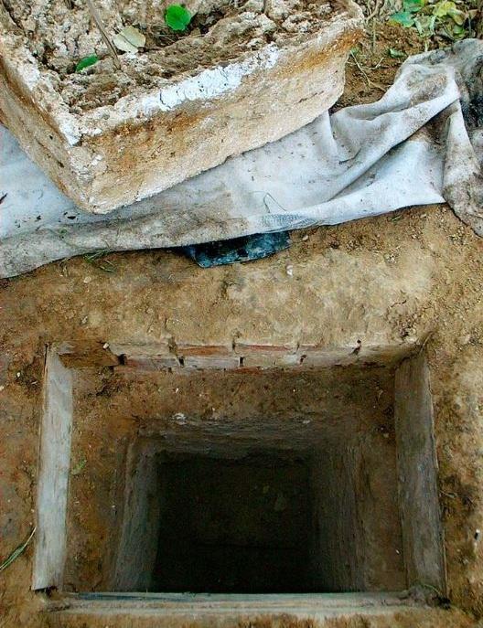 مخفیگاه صدام حسین