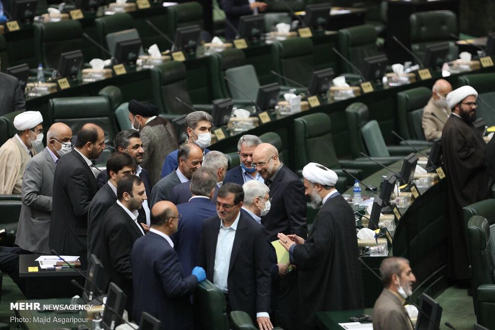 محمدباقر قالیباف مجلس یازدهم