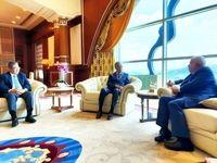 ظریف با وزیر خارجه مالزی دیدار کرد
