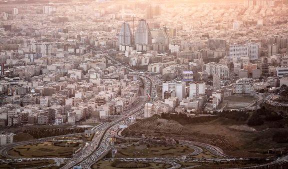 مراکز پرخطر تجاری تهران