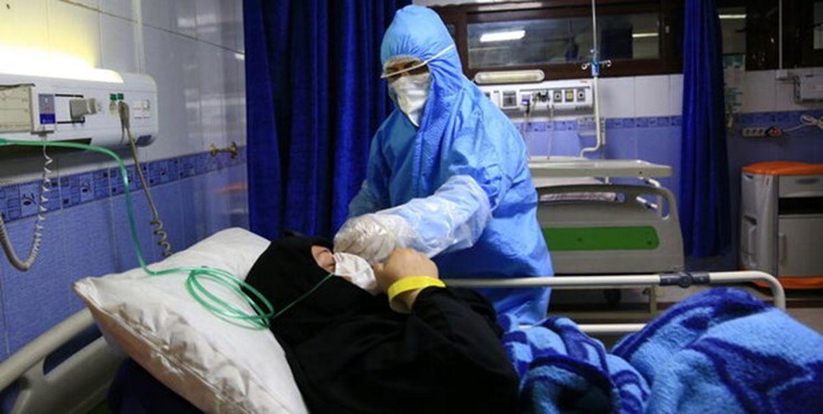 مرگ یک هزارم جمعیت ایران در اثر کرونا