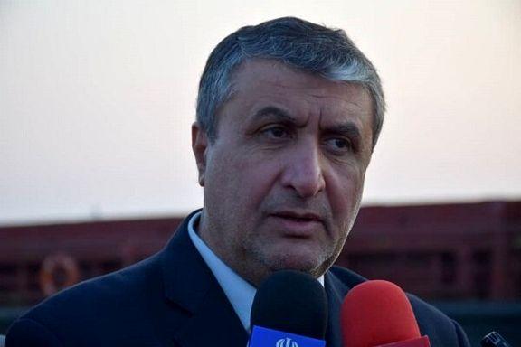 وزیر راه: بازخوانی جعبه سیاه هواپیمای اوکراینی با کرونا متوقف شد