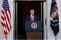 ترامپ: در حال جنگ جهانی با دشمن نامرئی هستیم
