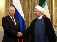 رییس جمهور روسیه با روحانی دیدار کرد