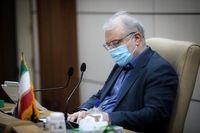دستور وزیر بهداشت برای آغاز واکسیناسیون کارکنان پمپ بنزین ها