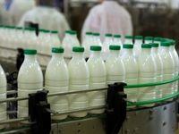 مصرف شیر ؛ فقط ٢٦٤ لیوان در سال