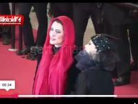 بهناز جعفری در جشنواره فیلم کن +فیلم
