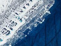 زیبا اما تلخ؛ آب شدن یخهای قطبی +تصاویر