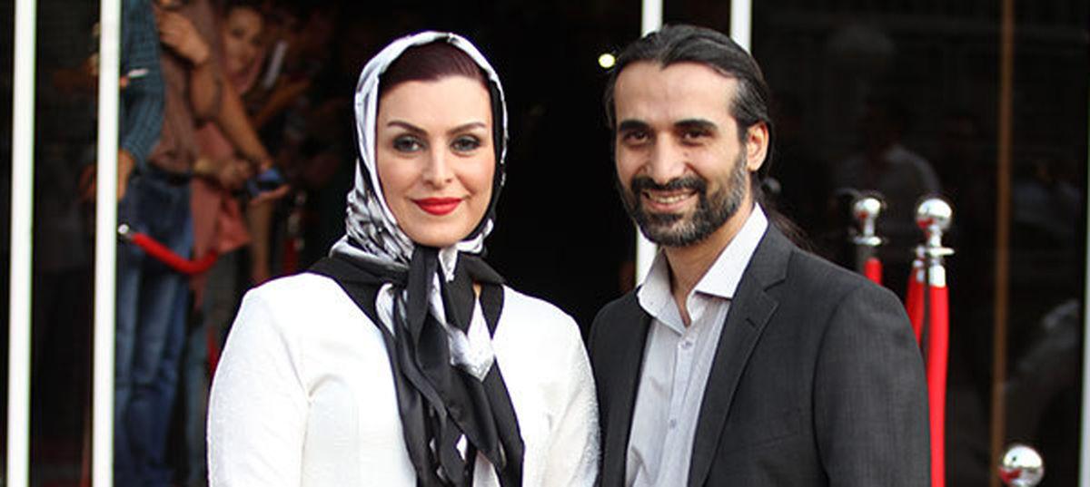 دلنوشته دردناک همسر ماهچهره خلیلی +عکس