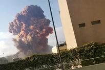 انفجار بیروت بیش از ۱۶۰کشته و مجروح داشت +فیلم