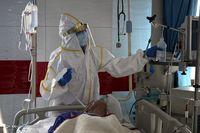 نگرانی کادر بیمارستانها از ورود موج چهارم کرونا