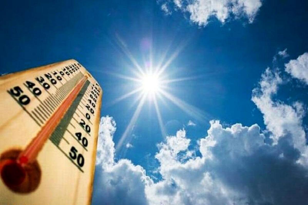 پیش بینی روند کاهش نسبی دما