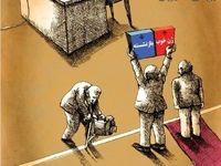 حمله ژن خوبها به صندلی بازنشستهها! (کاریکاتور)