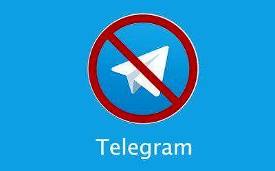 تلگرام وصل نشده، فیلتر شد!