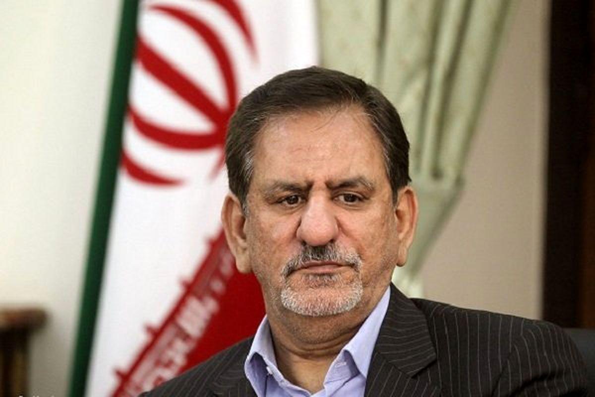 جهانگیری به نخست وزیر عراق چه گفت؟
