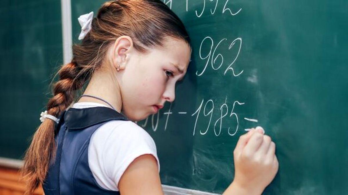 تاثیر منفی عدم آموزش ریاضی بر رشد مغزی و شناختی