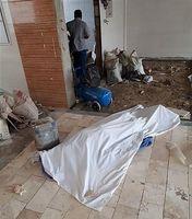سقوط مرگبار آسانسور در یافتآباد +تصاویر