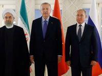 روسیه از احتمال برگزاری اجلاس سه جانبه سوریه در تهران خبر داد