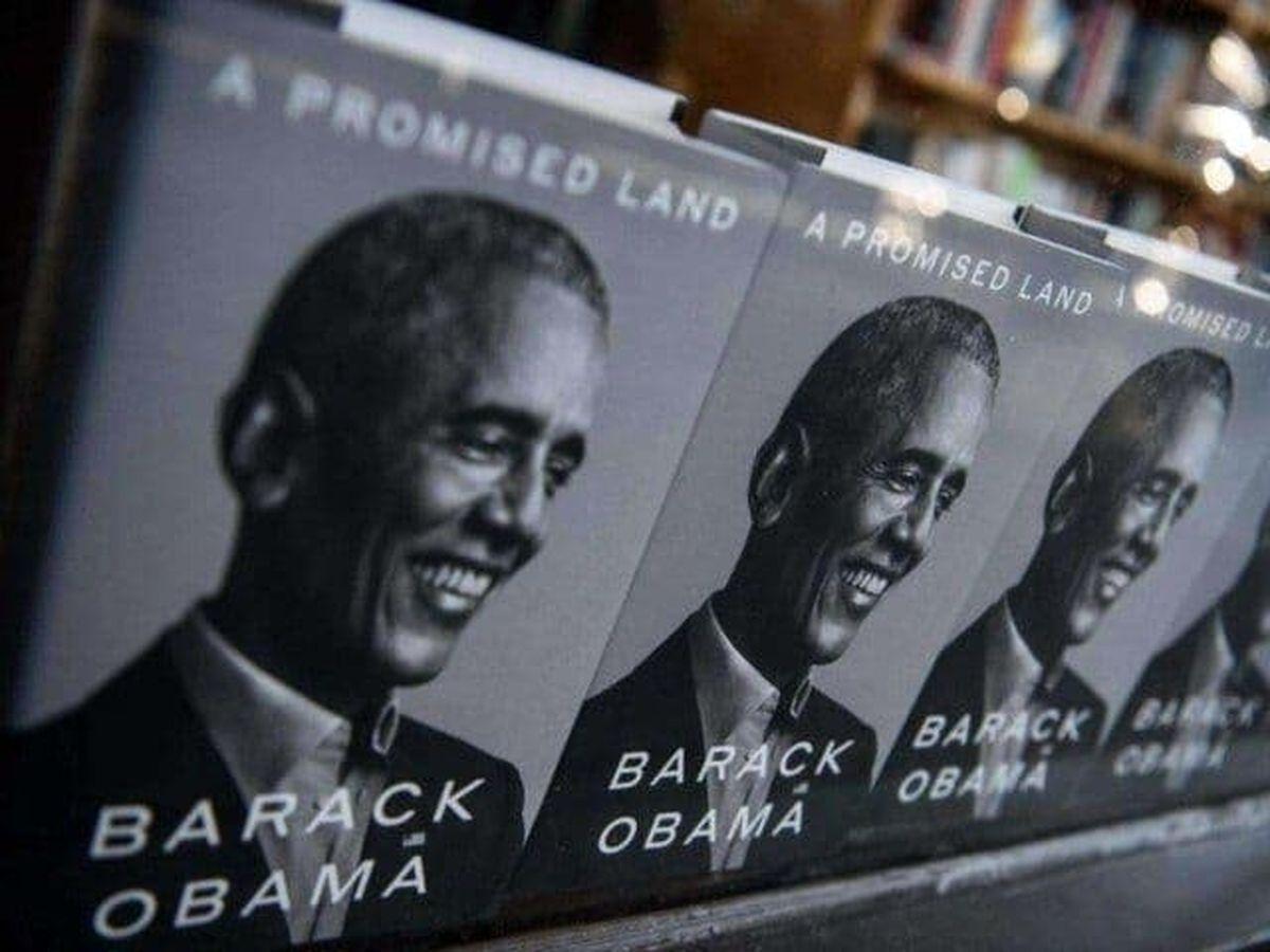 رکوردشکنی کتاب «اوباما» در روز نخست انتشار