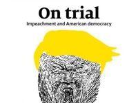 استیضاح ترامپ روی جلد اکونومیست