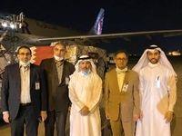 دومین محموله کمکهای دولت قطر برای مقابله با کرونا وارد تهران شد