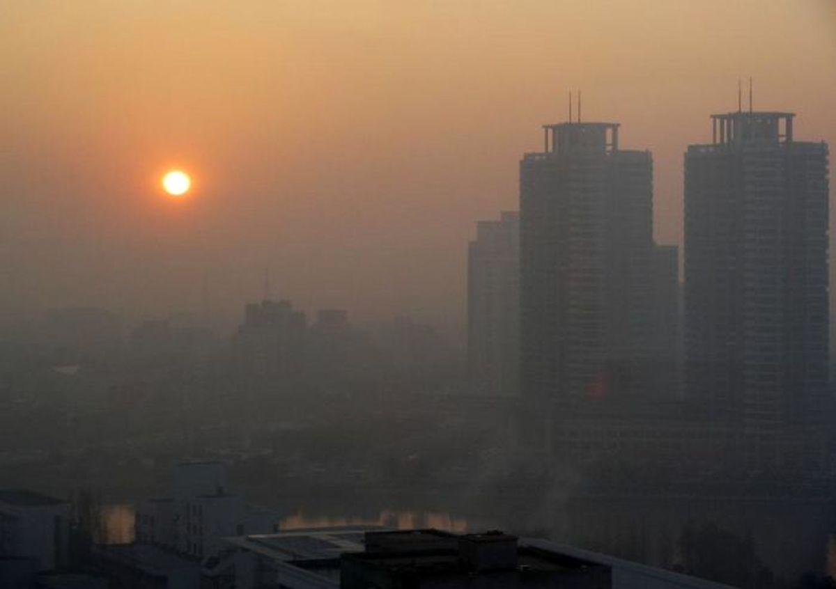 وضعیت قرمز آلودگی در 5منطقه تهران