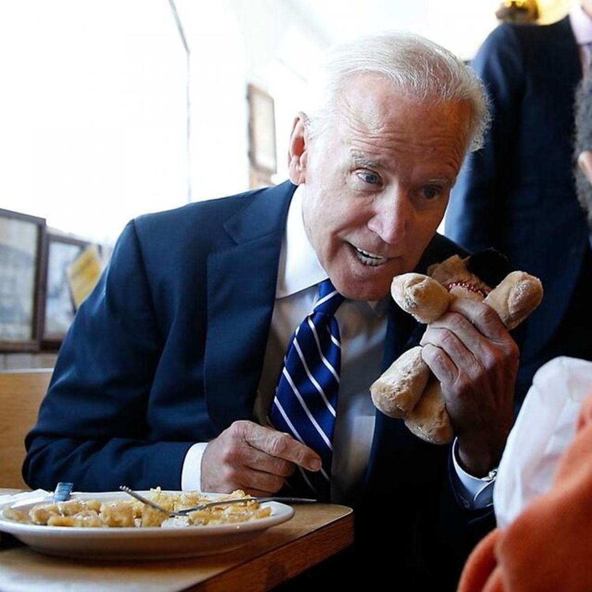 عادات غذایی عجیب جو بایدن