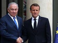 فرانسه از تجاوز رژیم صهیونیستی به سوریه دفاع و از ایران انتقاد کرد